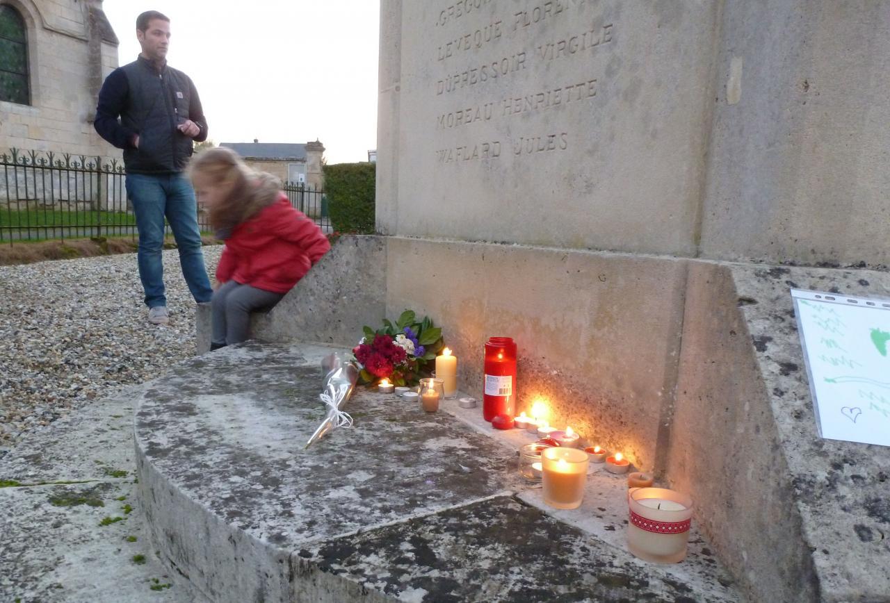 hommage aux victimes 1