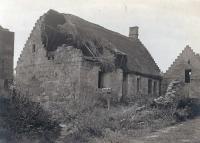 La seule maison en toit de chaume